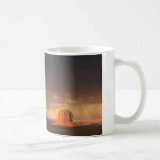 Monument Valley Lightening Coffee Mug