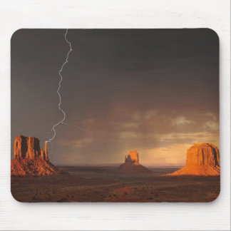 Monument Valley Lightening Mouse Pad