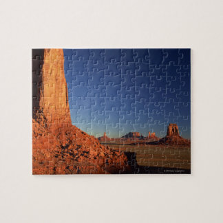 Monument Valley , Navajo Tribal Park , Arizona Jigsaw Puzzle