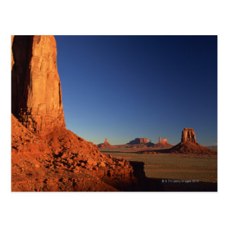 Monument Valley , Navajo Tribal Park , Arizona Postcard
