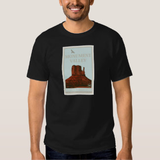 Monument Valley Navajo Tribal Park T-shirts