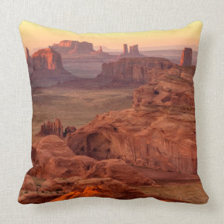 Monument valley scenic, Arizona Cushion