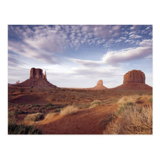 Monument Valley View Arizona Post Card