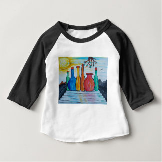 Monumental bottles baby T-Shirt