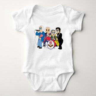 Monumental Rock Baby Bodysuit