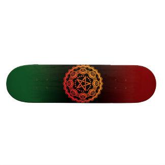 Monyou 7 skate board deck