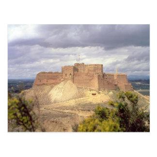 Monzon Castle, where King James spent his infancy, Postcard