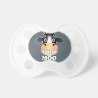 Moo - 0-6 months BooginHead® Pacifier Pacifiers