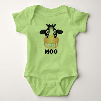 Moo - Baby Jersey Bodysuit T-shirts