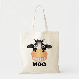 Moo - Budget Tote Budget Tote Bag