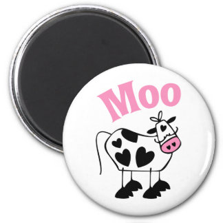 Moo Cow Refrigerator Magnets