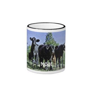 Moo! Cow Mug