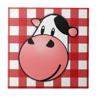 Moo Cow Tile