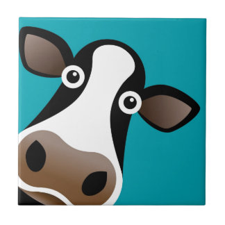 Moo Cow Tile