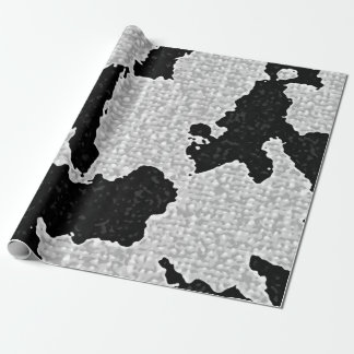 Moo Cow Wrapping Paper
