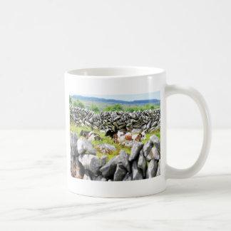 Moo Cows Basic White Mug