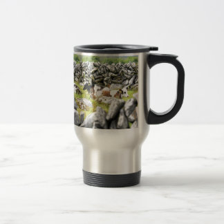 Moo Cows Stainless Steel Travel Mug