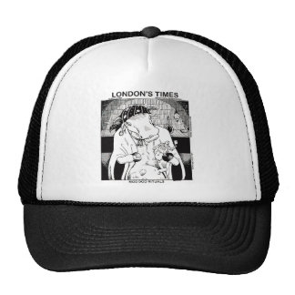 Moo Doo Rituals New Orleans Cow Funny Gifts Cap