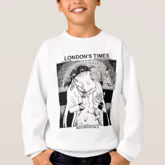 Moo Doo Rituals New Orleans Cow Funny Gifts Sweatshirt