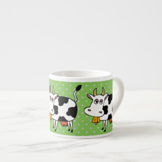 Moo Juice 6 Oz Ceramic Espresso Cup