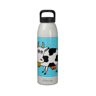 Moo Juice Drinking Bottle
