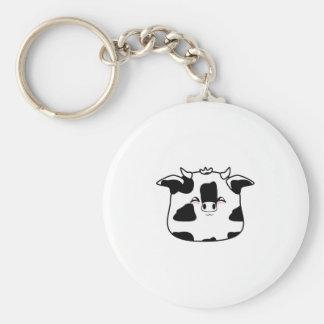 Moo Moo Dumpling Keychains