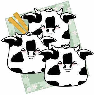 Moo Moo Dumplings Platter Photo Cutouts