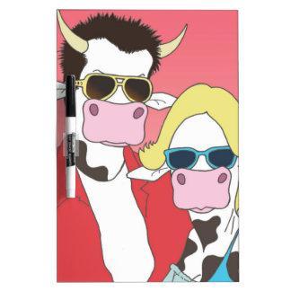 Moo Romance Dry-Erase Board