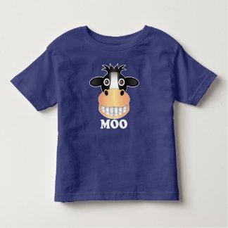 Moo - Toddler Fine Jersey T-Shirt T-shirts