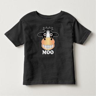 Moo - Toddler Fine Jersey T-Shirt Tee Shirt