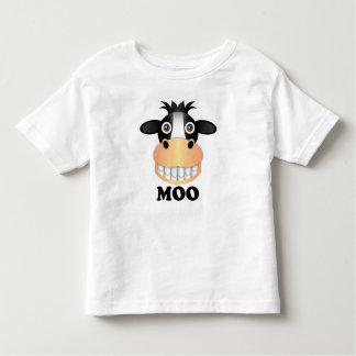 Moo - Toddler Fine Jersey T-Shirt Tee Shirts