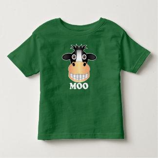 Moo - Toddler Fine Jersey T-Shirt Tshirt