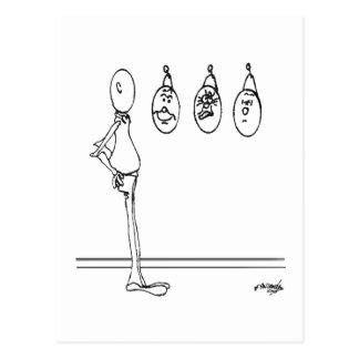 Mood Cartoon 1175 Postcard