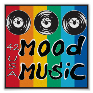Mood Music Poster