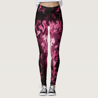 Moods of a Valentine.. Leggings