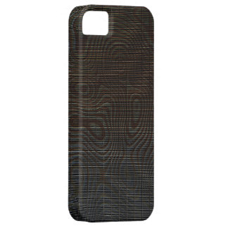 Moody Dark Abstract Pattern iPhone 5 Cases
