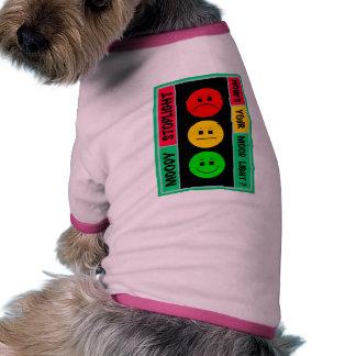 Moody Stoplight Logo Doggie Tee