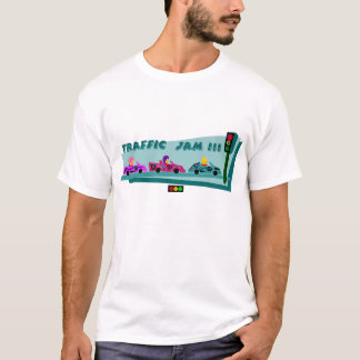 Moody Stoplight Traffic Jam T-Shirt