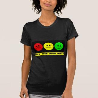 Moody Stoplight Trio Mood Light T-shirts