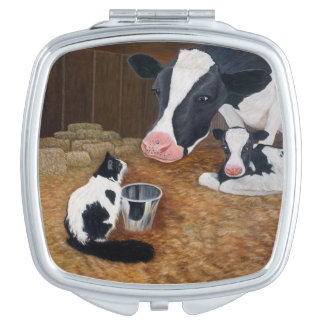 Mooeow Compact Mirror