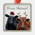 Mooey Christmas Holiday Costume Cattle