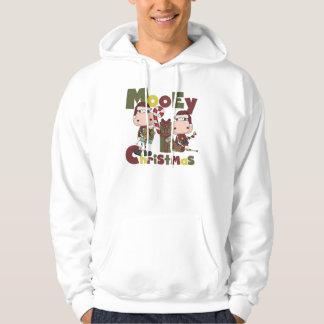 Mooey Christmas Hoodie