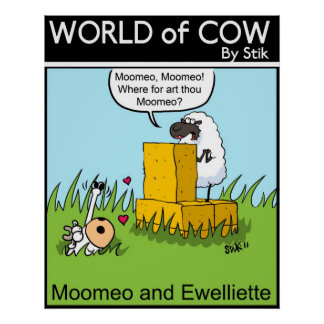 Moomeo and Eweliette Poster