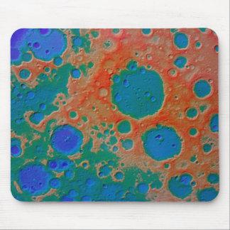 Moon 5 mousepad