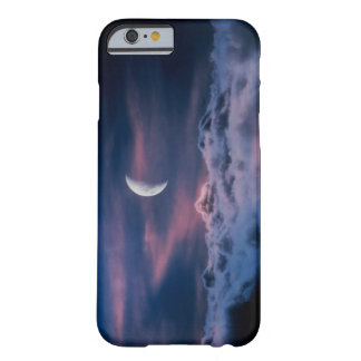 Moon above the clouds barely there iPhone 6 case