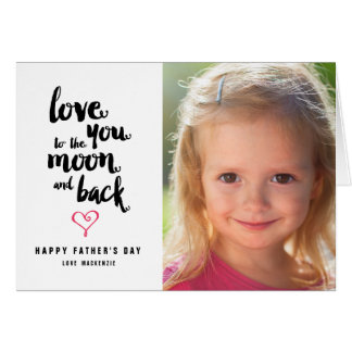Moon and Back | Father's Day Photo Greeting Card - moon_and_back_fathers_day_photo_greeting_card-rb7397094d8f540779c5349ae63091bf3_xvuak_8byvr_324