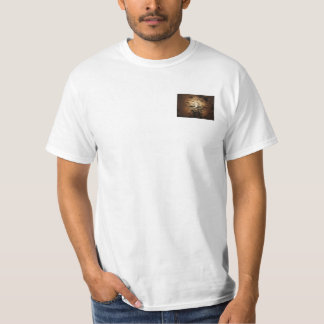 Moon and Cirrus Clouds T-Shirt