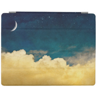 Moon And Cloudscape iPad Cover