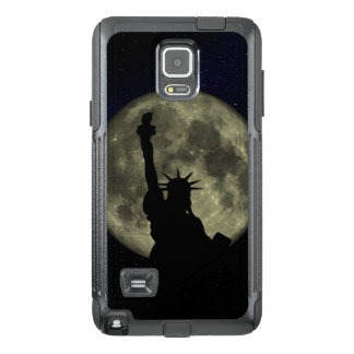 Moon and Lady Liberty OtterBox Samsung Note 4 Case