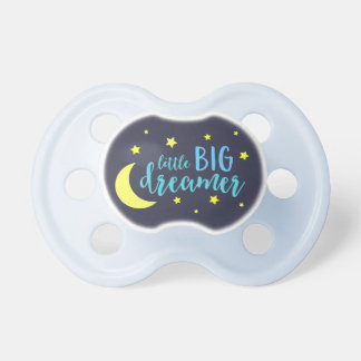 Moon and Stars Blue Little Big Dreamer Dummy